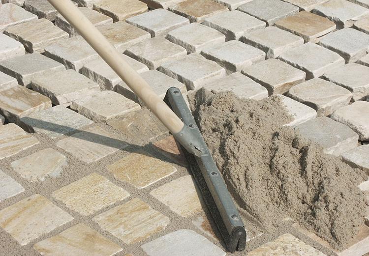 цементно-песчаная смесь для засыпки