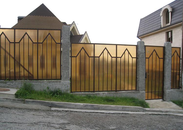 забор в Сочи