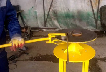 специальный станок для ковки изделий