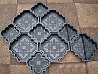формы для изготовления тротуарной и фасадной плитки