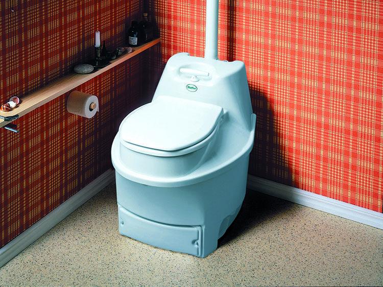 туалет готовый