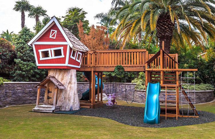 домик для ребенка