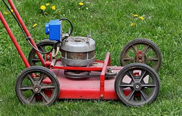 готовый садовый прибор