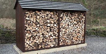 дровяной навес